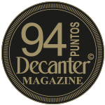 94 puntos, añada 2.011, Decanter Magazine 2.019
