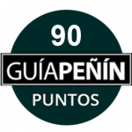 90 Ponts, vintage 2.014, Guía Peñin 2.015, Spain